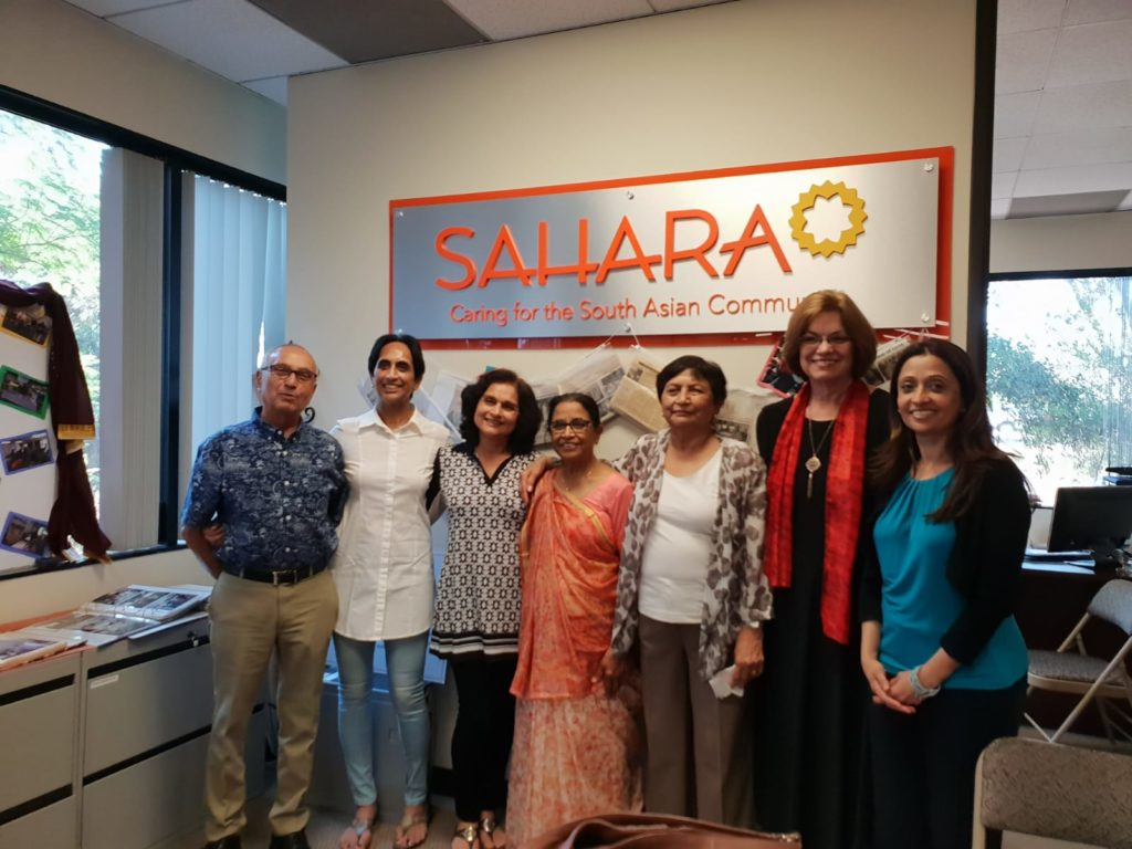 SAHARA Founders