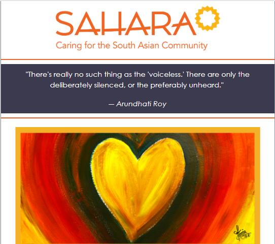 SAHARA Newsletters