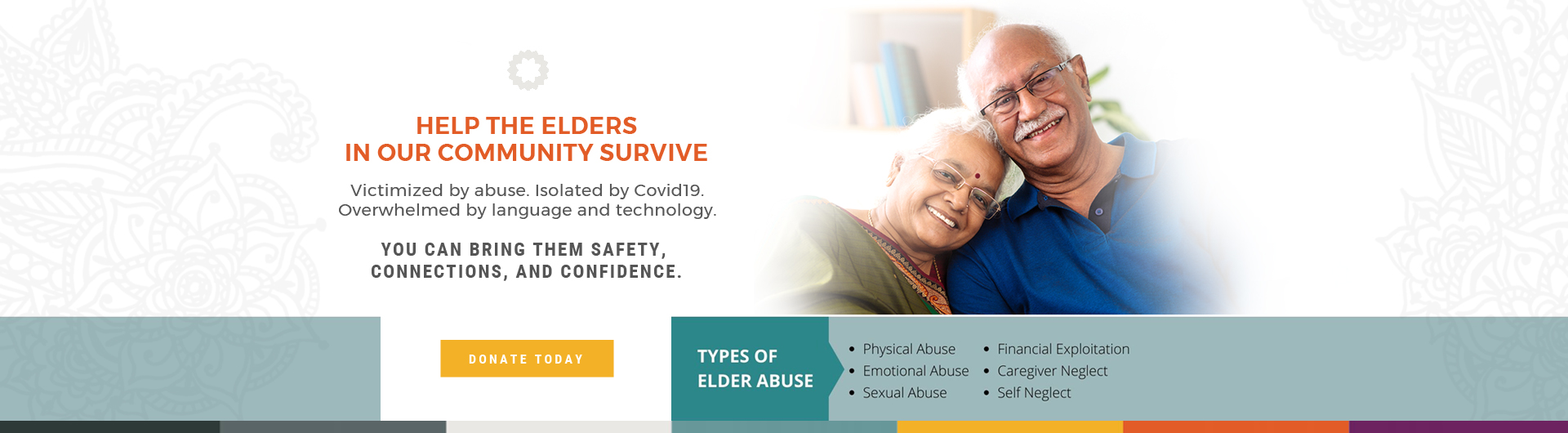 Support Elder Abuse Victims